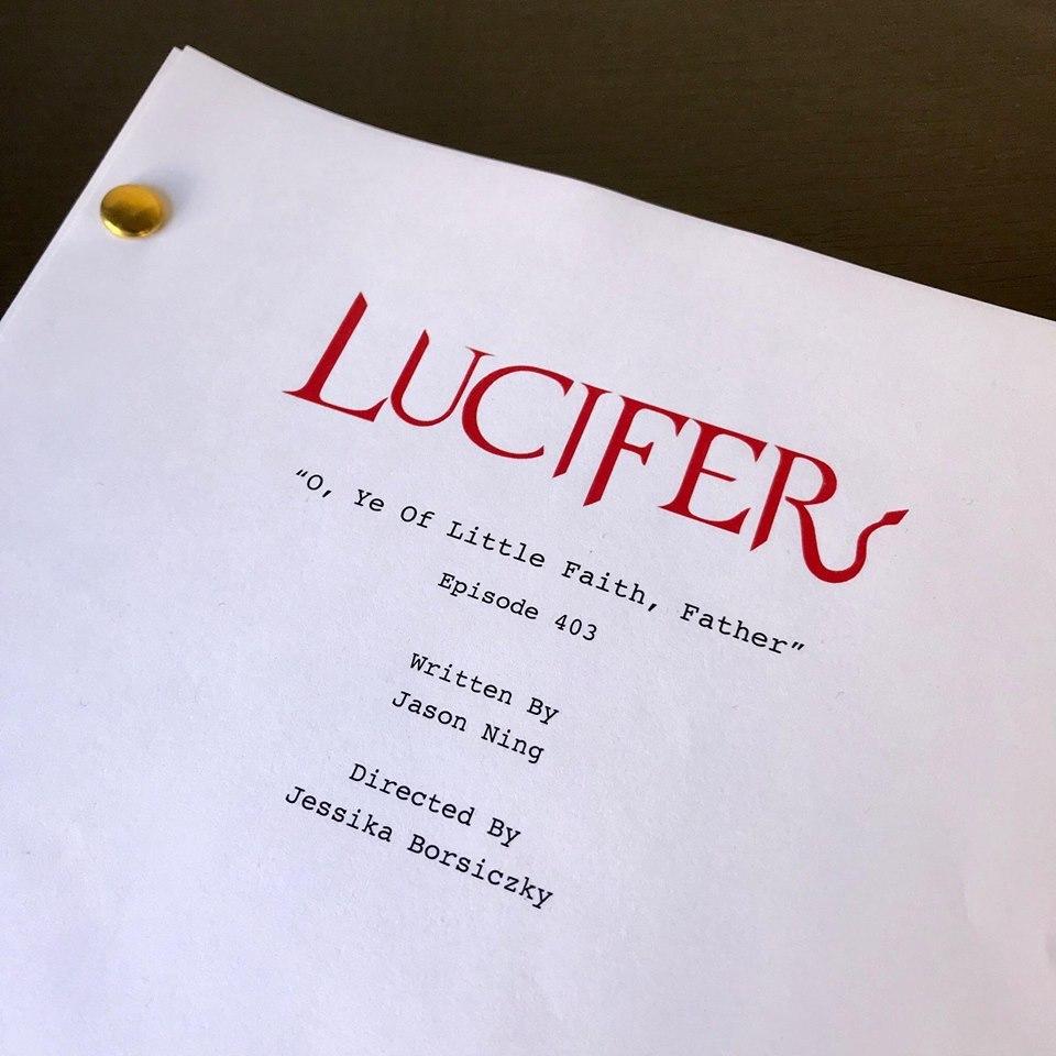 Lucifer Saison 4: Lucifer